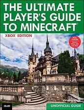 NEW - The Ultimate Player's Guide to Minecraft: Covers Both Xbox 360 and Xbox On