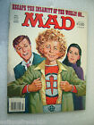 July 1982 Issue-Mad Magazine-Escape The Insanity Of The World