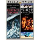 The Perfect Storm Three Kings (DVD 2007) George Clooney, Mark Wahlberg