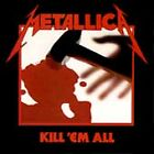 CD • Metallica • Kill Em All • Original recording reissued