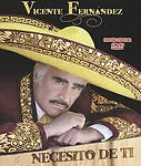 Vicente Fernandez Necesito De Ti DVD Region ALL, NTSC