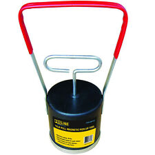 GOLD BLACK SAND SEPARATOR PICKUP! Magnetic Hand Held 16lb Weight Lift!