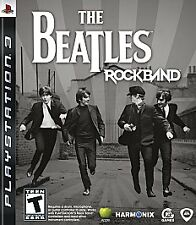 The Beatles: Rock Band (Sony PlayStation 3, 2009)