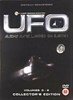 UFO - Volumes 5-8 Collectors Edition -DVD - Brand New & Sealed