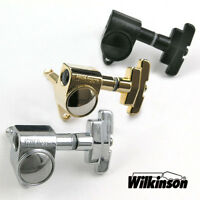 3-a-side Wilkinson WJ-309 electric guitar tuners No6