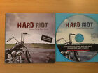 HARD RIOT ~'Living On A Fast Lane'~Rare UK PROMO ONLY CD 2012~HARD ROCK~NEW