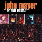 JOHN MAYER Any Given Thursday 2CD BRAND NEW Live