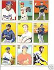 2009 Topps T206 JACKIE ROBINSON #207 Dodgers