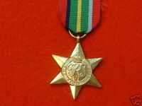 Quality Replacement World War II Pacific Star WW 2 Military Medals