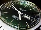 VINTAGE NOS SWISS OLD WATCH RARE DIAL NEW OLD STOCK