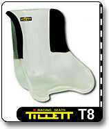 Tillett T8 1/4 Covered Kart Seat XLarge Brand New -