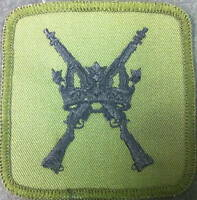 New  Depot RAF Regiment Patch