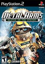 Metal Arms: Glitch in the System  (PlayStation 2, 2003)