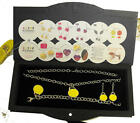 Konad Stamping Fashion Accessory Set Yellow Oval