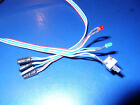 New  PC ATX Power Supply Reset Switch Cable Led Lights Unbranded/Generic