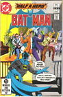 BATMAN Comic Book #346, DC Comics 1982 VERY FINE