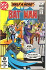 BATMAN Comic Book #346, DC Comics 1982 VERY FINE-