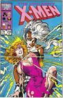 Marvel Comics Uncanny X-Men Comic #214, 1987 VERY FINE