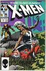 Marvel Comics Uncanny X-Men Comic #216, 1987 VERY FINE-