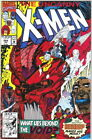 Marvel Comics Uncanny X-Men Comic #284, 1992 VFN/NM