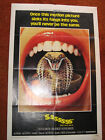 SSSSSSS ORIGINAL MOVIE POSTER 1973 VG + snake Cobra horror 1970's