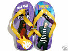 Camp Rock Slippers Sandals Thongs Size 13 Small New