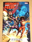 Heroes For Hire:Control - Marvel Graphic Novel