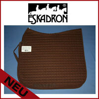 Eskadron Dressur Cotton Schabracke in choco