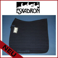 Eskadron Dressur Cotton Schabracke in navy