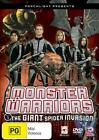 MONSTER WARRIORS V 1 DVD MEGHAN HEFFERN *NEW&SEALED* R4