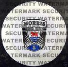 Morris 8 Eight Tax Disc