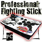 Pro Fighting Stick Arcade 6 Buttons Joystick Street Fighter IV PC Christmas Gift