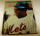 1972 WILLE MAYS ON THE NEW YORK METS 7-22-1972 Sports Illustrated NO LABEL