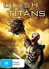 CLASH OF THE TITANS DVD SAM WORTHINGTON, LIAM NEESON, RALPH FIENNES*NEW* R4