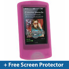 Pink Silicone Skin Case for Sony Walkman NWZ-A865 NWZ-A864 A Series MP3 Cover