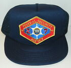 Outland Federal Security Agency Logo Embroidered Patch Baseball Hat, NEW UNUSED