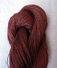 HABU DYED LINEN-UNSURPASSED IN QUALITY AND BEAUTY 4 KNITTING CROCHETING WEAVING