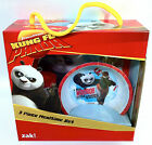 KUNG FU PANDA 3 PIECE MEALTIME SET PLATE, BOWL & CUP/TUMBLER IN BOX ($24.95rrp)