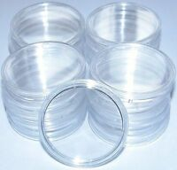 Lighthouse Coin Capsules Packs of 10 All Sizes Available 14mm to 41mm