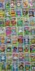MOSHI MONSTERS MOSHLING CODE CARDS (K-W) Choose Pick your own ! FREE P&P!