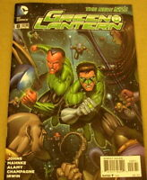 GREEN LANTERN # 8 - COVER C - VARIANT - DC RELAUNCH (NEW 52)