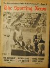 1968 The Sporting News-St Louis Cardinals Roger Maris Newstand Edition