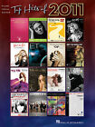 TOP HITS OF 2011 PVG Book *NEW* Piano Vocal Guitar Music Inc. Adele & Coldplay