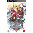 NEW PSP BLAZBLUE CONTINUUM SHIFT EXTEND JAPAN PlayStation Portable import game