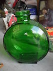 Vintage Green Glass Bottle Sunsweet PAt Appld For MArked