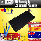HTC Velocity 4g LCD Screen Digitizer Touch Glass Replacement Assembly Tools NEW