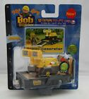 Bob The Builder Take Along Die-Cast Power Generator with Card + Magne G &Trailer