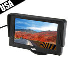 New 4.3 Inch LCD TFT Rearview Rear view Monitor screen for Car Backup Camera