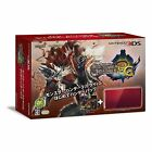 NEW Nintendo 3DS Monster Hunter 3G First Hunter Pack w/ 3DS Console Flare Red