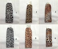 Womens Leopard Print Headbands - 6 Designs To Choose From